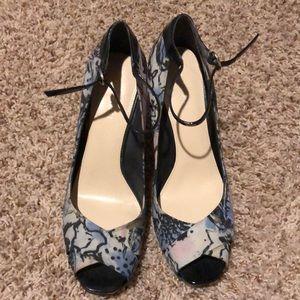 Like New Nine West Heels. 8M